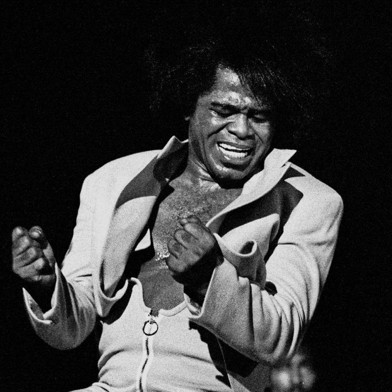 issues with the James Brown estate